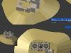 flat-shading-bilder